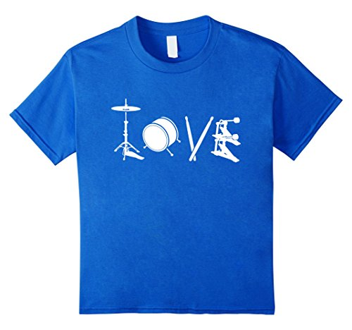 Drummer All You Need Is Love T-Shirt