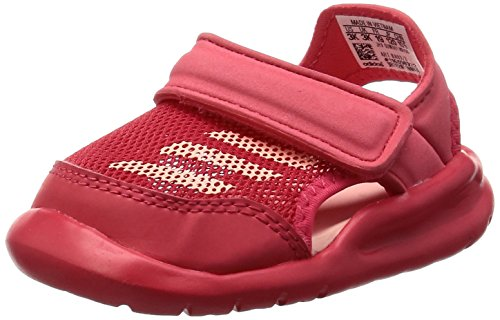 adidas Kinder Sandale FortaSwim I Core Pink s17/haze Coral s17/core Pink s17 26