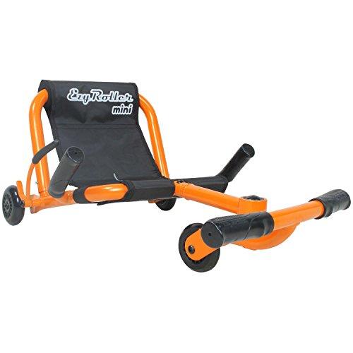 Preisvergleich Produktbild EzyRoller Mini Dreirad Bewegungsspielzeug Kleinkinder , Farbe:Orange