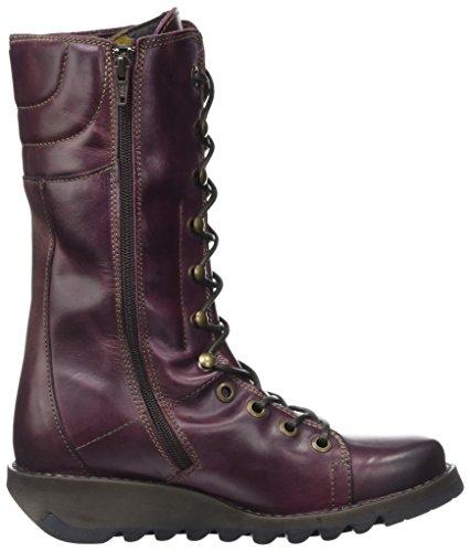 FLY London Ster768fly, Bottes Femme Violet (Purple)
