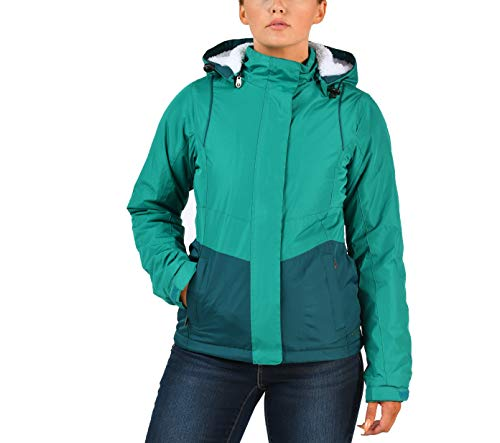 Arctix Damen Easy Street Athletic-Insulated-Jackets, Damen, 82878-95-M, Königsblau, M Insulated Bib Overall