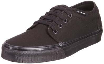 Vans U 106 VULCANIZED BLACK Unisex-Erwachsene Sneakers
