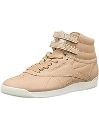 58c960d757a Amazon.fr   Reebok Freestyle Hi   Chaussures et Sacs
