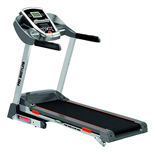 Pro Bodyline Motorised Treadmill with Hydraulic Shocker & Gasbag Shock Absorbent