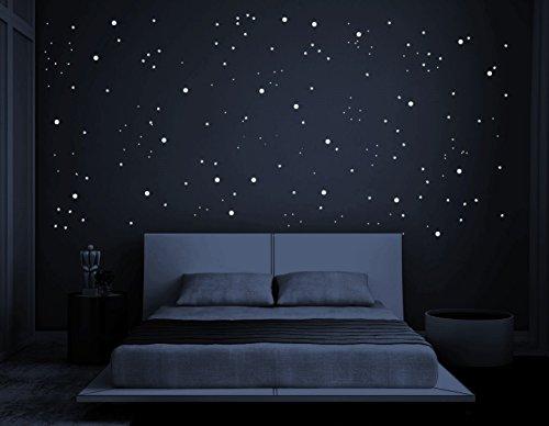 Zoom IMG-1 stelle adesive fluorescenti che brillano