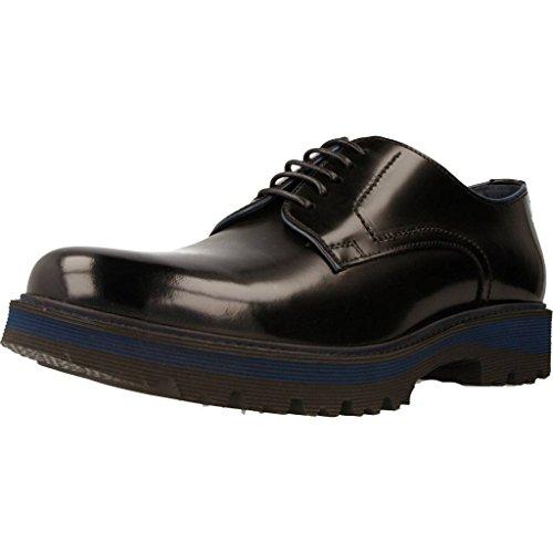 Zapatos Hombre, Color Negro, Marca SERGIO