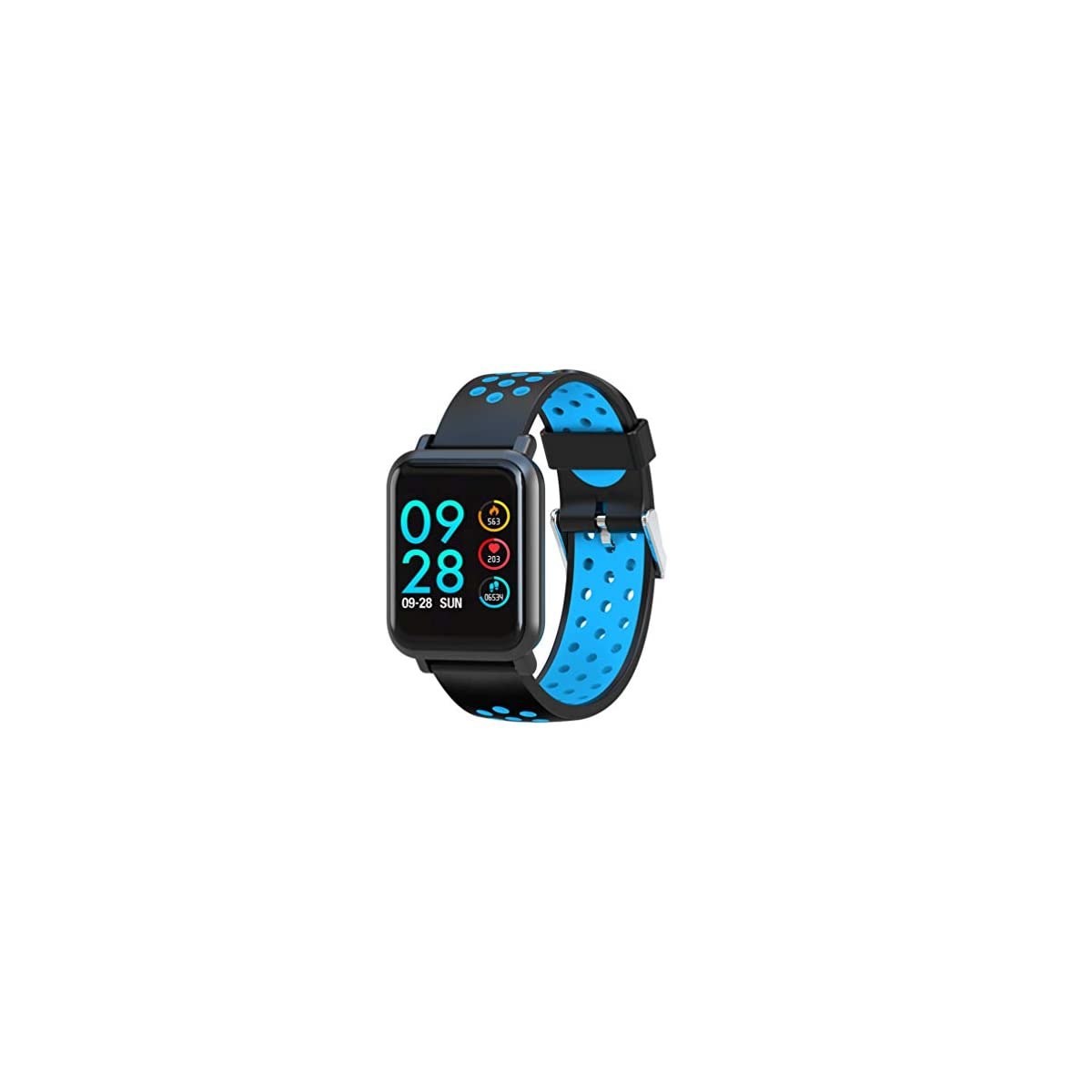 41OR8MdL3UL. SS1200  - Leotec Smartwatch Helse Color Azul