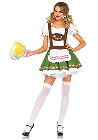 Oktoberfest Costumes Amazon - Leg Avenue Costume Oktoberfest Serveuse Sweetie pour