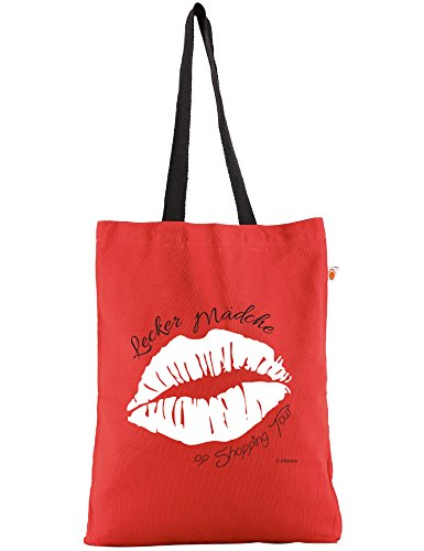 inhoma-red-lip-cologne-city-pouch-lecker-madche-op-shopping-tour-maximum-load-10-kg-cotton-bag-40-x-