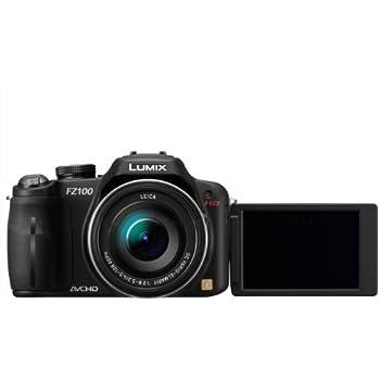 panasonic lumix dmc fz100egk digitalkamera 3 zoll kamera. Black Bedroom Furniture Sets. Home Design Ideas