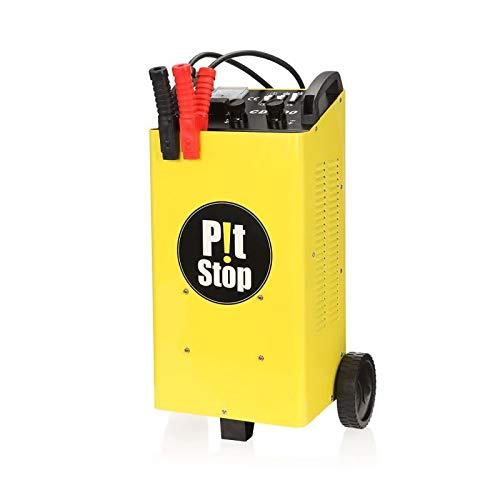 PIT STOP Chargeur Démarreur de Batterie 40A 1400W 12/24V 40a 0,5 V Ladegerät