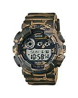 Reloj Casio G-Shock GD-120CM-5ER Camouflage de Casio