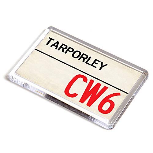 Unbekannt Kühlschrankmagnet Tarporley CW6 - UK Postleitzahl-Geschenk