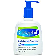 Cetaphil Daily Facial Cleanser For Normal To Oily Skin 235 ml