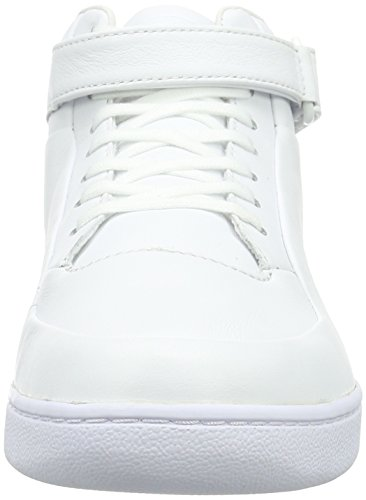 Lacoste Turbo 316 1, Baskets Basses Homme Blanc - Weiß (Wht 001)