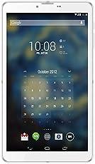 IKALL N1 Dual Sim Calling Tablet - White