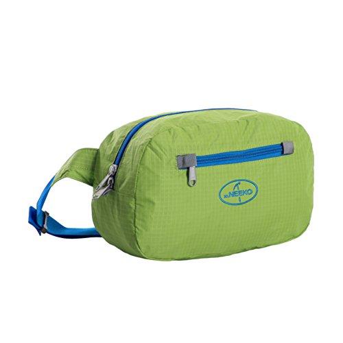 Borsa retrattile sport all'aria aperta/ tasche senza peso per il tempo libero/ coppie salita il pacchetto di escursionismo-C B