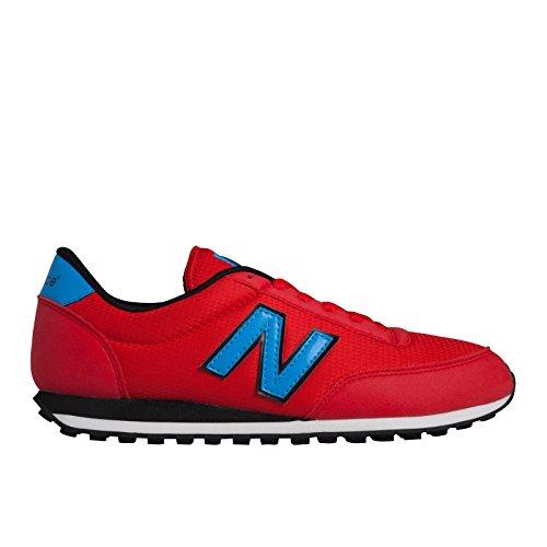 New Balance  U410 D,  Sneaker unisex adulto Rosso (Rojo (Sdr Red))