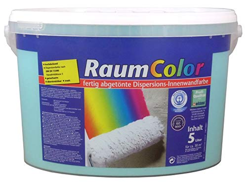 Wilckens Raumcolor 5l (Türkis)
