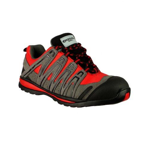 Amblers Safety FS35C - Chaussures de sécurité - Homme Rouge