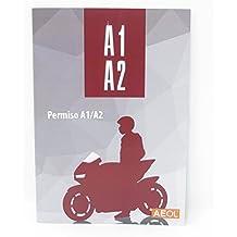 Libro Carnet de moto A1 A2 AEOL Libro autoescuela permiso motocicleta