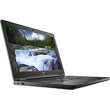 "Dell Latitude 5000 5590 15.6"" LCD Notebook - Intel Core i5 (8th Gen) i5-8250U Quad-core (4 Core) 1.60 GHz - 4 GB DDR4 SDRAM - 500 GB HDD - Windows 10 Pro 64-bit (English/French/Spanish) - 1366 x"
