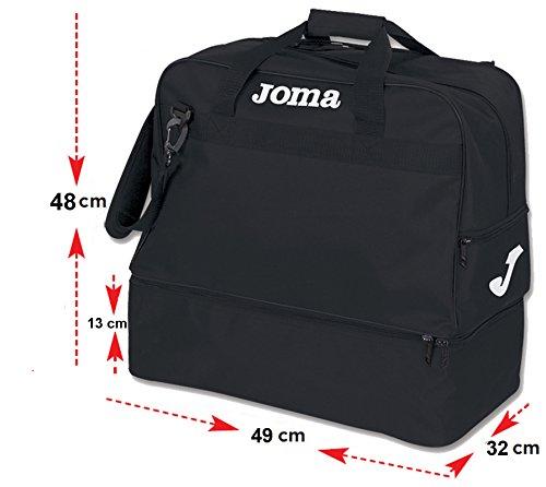 Joma Bag Training III Medium Uniforms Taschen NEGRO