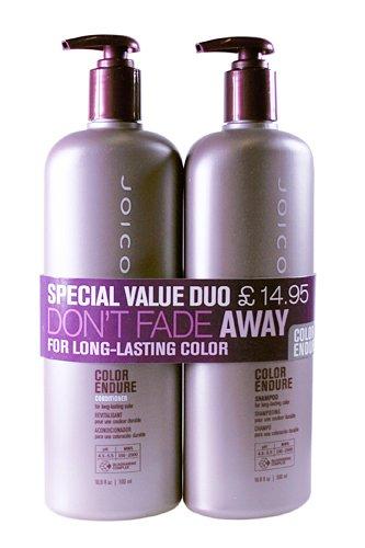 Joico spécial Value Duo Couleur supporter Shampooing et revitalisant (500ml)