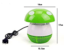 Moradiya Fresh Mosquito Insects Trapper Killer Lamp (MushroomShape multi color)