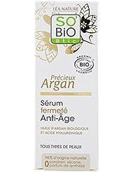 SO'BiO étic Précieux Argan Sérum Fermeté Anti-Age - 30 ml