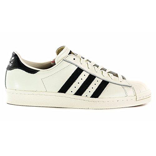 adidas Originals Superstar 80s Deluxe Herren Low-Top weiß