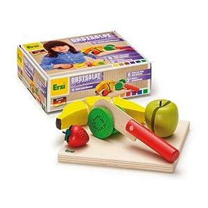 Erzi 28206 Juego de rol - Juegos de rol (Cocina y Comida, Estuche de Juego, 3 año(s), Niño, Niño/niña, Multicolor)
