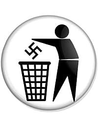 Keep Nazis Outside Button, Badge, Anstecker, Anstecknadel, Ansteckpin