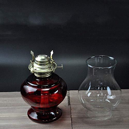 Edelstahl-Öllampen-Kugel Fackel Kugel
