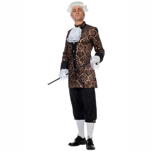 (PARTY DISCOUNT Herren-Kostüm Marquis Louis Gr. 54-56)