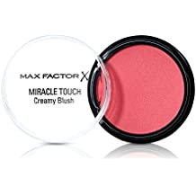 Max Factor Miracle Touch Creamy Blush Base de Maquillaje, Tono 014 Soft pink - 4 gr