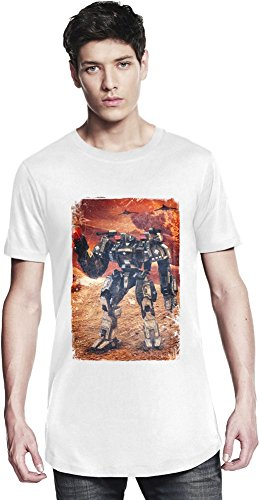 Supreme Commander 2 Robot Lungo T-shirt X-Large