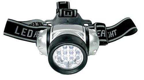 Preisvergleich Produktbild SW-Stahl LED-Stirnlampe mit 12 LED, S9711