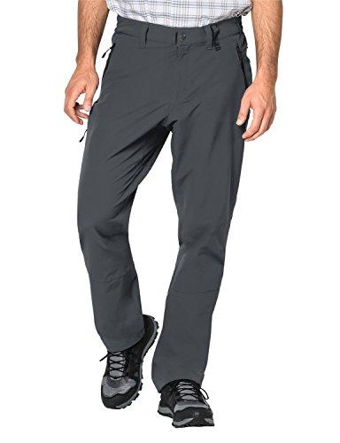 Jack Wolfskin Activate XT Men, vielseitige Softshellhose für Männer, wind- und wasserabweisende Herren Wanderhose, sehr atmungsaktive Outdoorhose