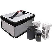 ff901d3cb0 LiPo batteria Borsa 20x11x15cm per DJI Mavic 2