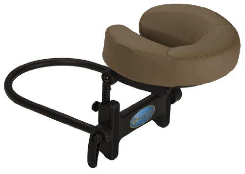 t - Jedes Bett wird zur Massageliege inkl. DVD Anleitung (Earthlite Massage-kopfstütze)