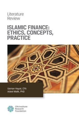 Islamic Finance: Ethics, Concepts, Practice by Usman Hayat (2014-11-01)
