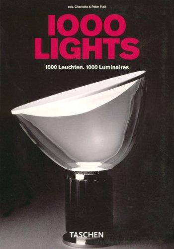 1000 Lights : 1878 to present, édition anglais-français-allemand