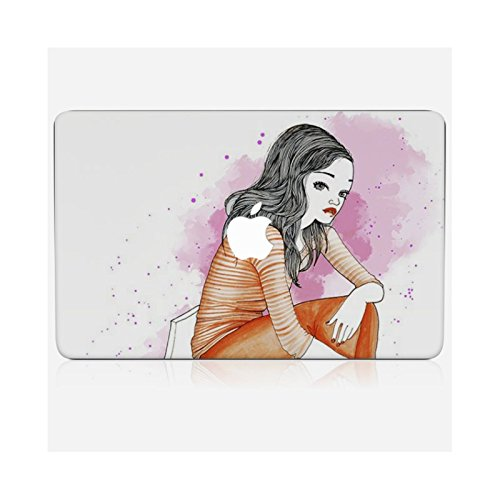Sticker iPhone 5C de chez Skinkin - Design original : Wish and wear 30 par Manuela De Simone Skin MacBook Pro 13 Retina