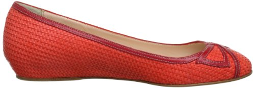 Objects In Mirror B120, Ballerines femme Rouge (Rosso/Valentino)