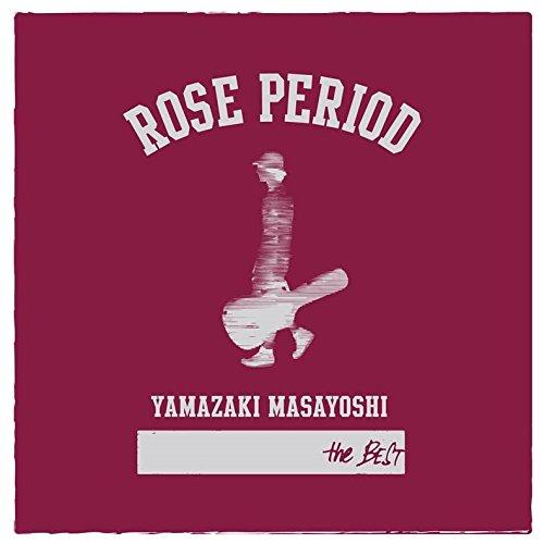 Price comparison product image Masayoshi Yamazaki - Rose Period The Best 2005-2015 (CD+DVD) [Japan LTD CD] XNAU-12