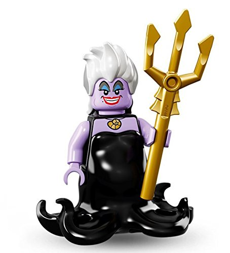 LEGO Disney Series 16 Collectible Minifigure - Ursula from the Little Mermaid (71012) by LEGO