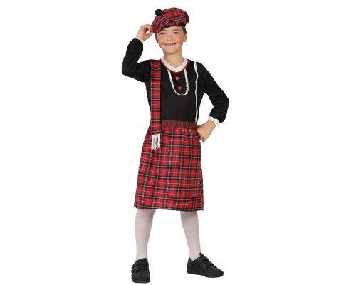 ATOSA 23605 - Schotte Junge Kostüm, Größe 116, -