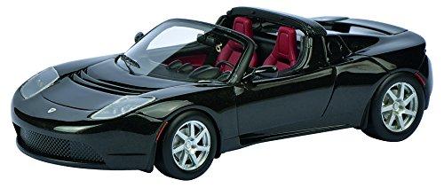 Schuco 450897500 - Tesla Roadster, 1:43, schwarz