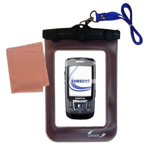 Wasserfeste Outdoor-Tragetasche für die Samsung SGH-D870